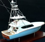 Sport Fishing Boat Models